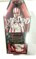 Mezco Living Dead Dolls Countess Bathory I Sleep w/ Worms 93080 New Halloween