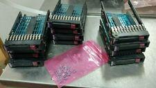 "12x HP 371593-001 2.5"" HD Caddy Tray for DL585 DL380 DL370 DL360 DL385 G5 G6 G7"