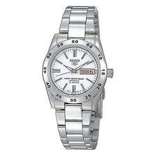 Relojes de pulsera Seiko 5 de día y fecha para mujer