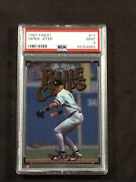1997 Topps Finest Derek Jeter PSA 9 #15 Blue Chips, Hall Of Fame