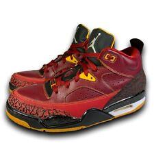 Air Jordan Son Of Mars Low Hawks Team Red Gold 580603-607 Men's Size 8.5