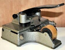 SPLICER CIR CATOZZO 35MM, M3 2T,Empalmadora de película profesional de 35 mm.