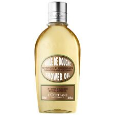 L'Occitane En Provence Amande Foam Shower Oil With Natural Almond Oil 8.4 oz NEW