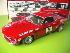 1:18 ALLAN MOFFAT'S COCA-COLA '69 MUSTANG - BRAND NEW IN THE BOX - OLD STOCK!