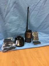Alinco DJ-MD5TGP Dual Band DMR VHF/UHF HT Part 90 with GPS Transceiver