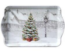 Tablett, Tray BIG TREE 15x23cm by Ambiente | Weihnachten, Weihnachtsbaum