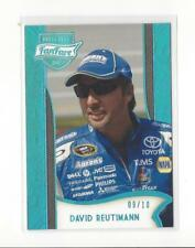 2011 Press Pass FanFare Sapphire #33 David Reutimann 09/10