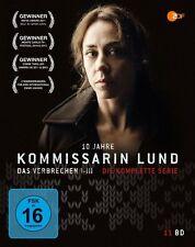 11 Blu-ray * KOMMISSARIN LUND KOMPLETT BOX - 10 Jahre Jubil. Edition # NEU OVP &