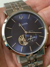 BULOVA America Clipper Mens Automatic Watch (96A247)