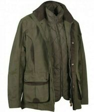 Percussion Normandie Men's 3-in-1 Hunting Jacket - Khaki - RRP £146