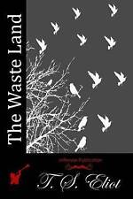 NEW The Waste Land by T. S. Eliot