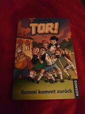 "Luigi Garlando ""Tor! 09. Tommi kommt zurück"" Kinderbuch Jugend  Top!!"