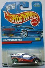 1998 Hot Wheels Speed Blaster Col. #778 (Blue Version)
