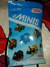 Thomas & Friends Minis Blind Bags METALLIC EDWARD # 23 SEALED Fisher Price 2015