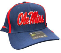 NIKE OLE MISS Hotty Totty Football HAT CAP SEC Strapback OSFA Fast Ship