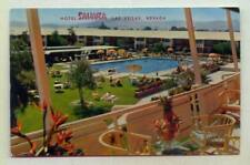 Hotel Sahara Las Vegas NEVADA *SWIMMING POOL AREA*