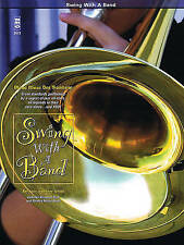Swing with a Band: Solo Trombone by Music Minus One (Mixed media product, 2009)