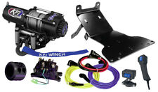 KFI Combo Kit - A3000 Winch & Winch Mount - 2000-2007 Honda Rancher 350 & 400