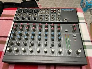 Mackie Micro Series 1202 12-Channel MIC/LINE Mixer with carrying bag!