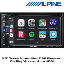"Alpine INE-W611D - 6.5"" TouchScreen Navi DAB Bluetooth CarPlay/Android Auto HDMI"