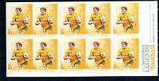 2012 Australian Football Legends (David Pocock) Stamp Booklet SB398 (Gen BC)