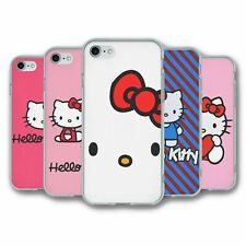 For iPhone 7 & 8 Silicone Case Cover Hello Kitty Collection 2
