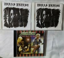 JUDAS PRIEST - HELL BENT FOR BBC 1978 / 1981 CD + PORTSMOUTH 2001 LIVE 2 CD.