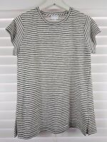 WITCHERY sz M (or 12 ) womens striped Top [#3951]