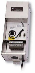 Kichler 15PR300SS, Transformer 300W Pro Series, Stainless Steel