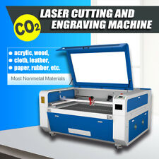 60W CO2 Laser Engraving & Cutting Machine 600*400mm With CE, FDA