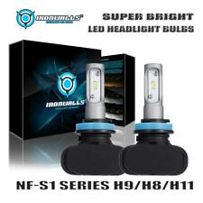 CSP H8 H9 H11 LED headlight Bulbs for GMC Sierra Chevy Silverado 1500 2500 3500