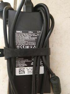 Genuine Dell PA-4E Family LA130PM121 130W 19.5v 6.7A Laptop Power Adapter