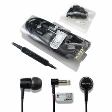 Genuine Sony Ericsson Stereo Handsfree Headset Mh-750 MH750 for Xperia S Z Z1