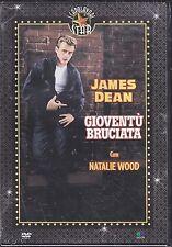 Dvd **GIOVENTÙ BRUCIATA** con James Dean nuovo 1955