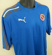 Puma Reading Football Shirt ROYALS Soccer Jersey Camisa Trikot Maglia Skjorte L