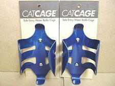 New-Old-Stock Catamount CatCages...Two Blue Water Bottle Cages