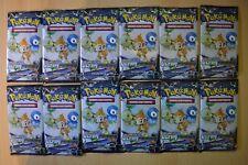 14x Pokemon Booster Sonne und Mond Ultra Prisma  Booster deutsch Neu und OVP!!