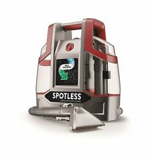 Hoover Spotless Portable Spot Cleaner wSelfCleaning Hose and Cleaning Pro