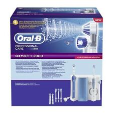 Braun Oral-B Professional Care Center 2000 Oxyjet + - Dental Center