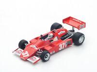 Spark Model 1:43 S4846 Merzario A1 F.1 #37 Argentine GP 1978 Arturo Merzario NEW