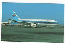 Conair Airbus A300 B4-120 Aviation Postcard, A746