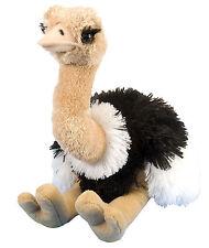 Wild Republic Plüschtier Stofftier Kuscheltier Vogel Laufvogel Strauß Karl 30 cm