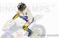 MINICHAMPS 312 080176 riding figure Valentino ROSSI Montegi MotoGP 2008 1:12th