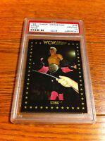 1991 WCW Championship Marketing Sting Wrestling Card PSA 10 WWF WWE TNA NWA HOF
