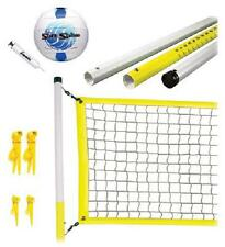 FRANKLIN SPORTS 13056/50402 ADVANCED VOLLEYBALL SET, Complete Kit! Free Ship!