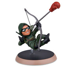 Quantum Mechanix q-fig - Green Arrow -  Dc Comics - Figura con base
