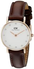 Daniel Wellington Classy Bristol Women's Quartz Watch with White Dial Analogue D