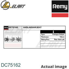 BRAKE CALIPER FOR AUDI SEAT A4 CONVERTIBLE 8H7 B6 8HE B7 BRC AMM BPW ASB REMY
