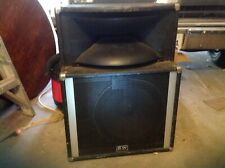 "Peavy black widow 15"" loudspeaker"