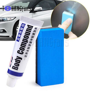 Car Polishing Auto Body Compound Wax Paint Care Scratching Repair Kit ATF
